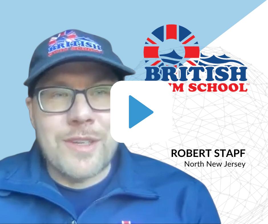 British Swim School Interview