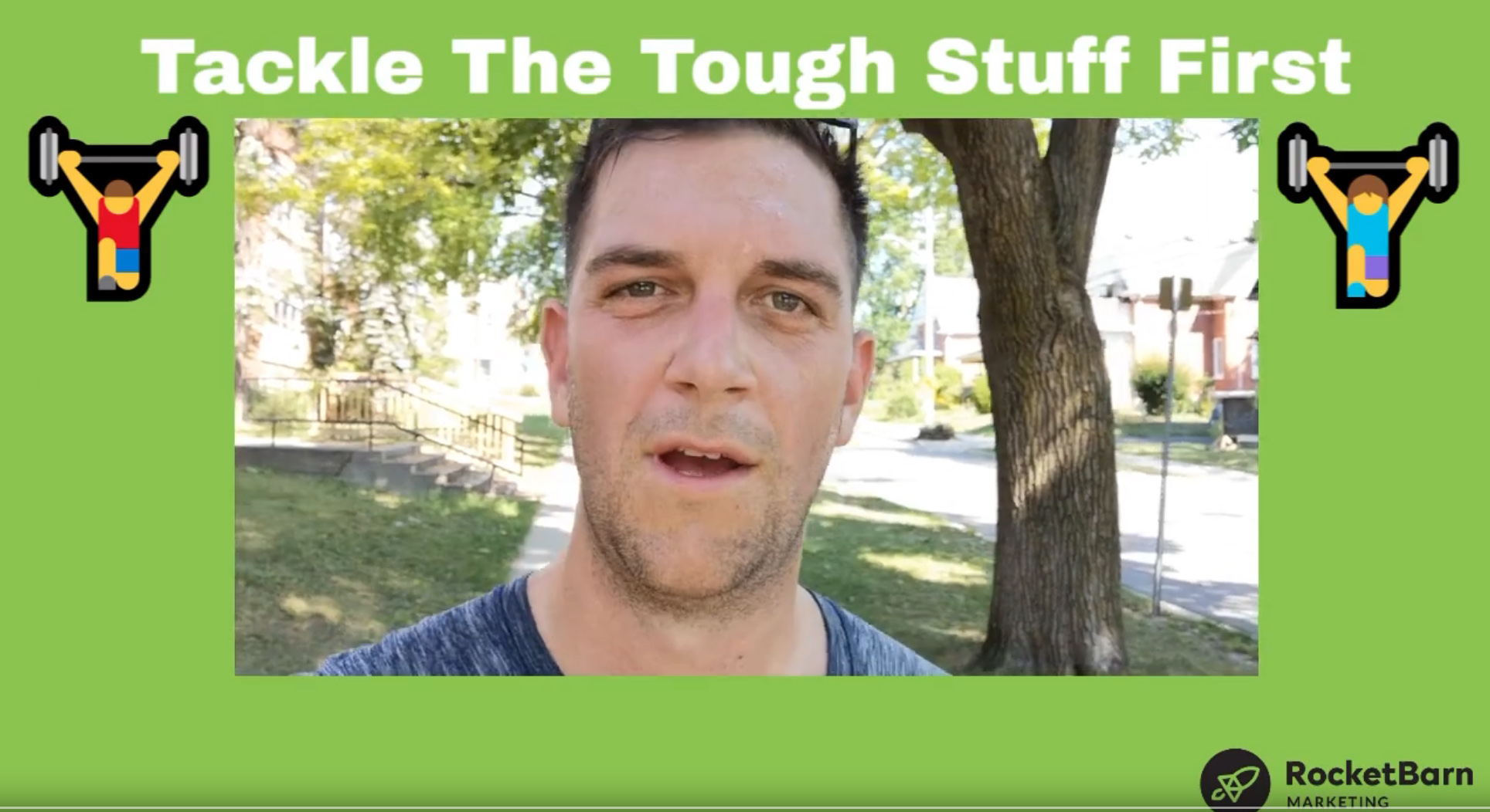 Tackle The Touch Stuff First
